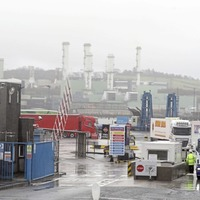 Ports decision can only be overturned by courts, says Arlene Foster