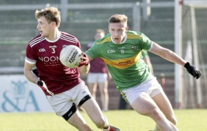 Club champions shouldn't miss out on provincial shot again: Slaughtneil star Brendan Rogers