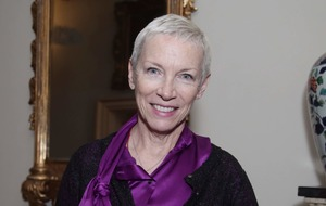 Annie Lennox launches campaign to support vulnerable women and girls