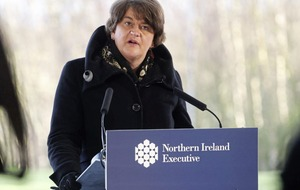 Arlene Foster accuses Simon Coveney of ignoring unionists