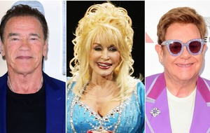 Dolly, Arnie and Elton: Celebrities who have had the Covid-19 vaccine