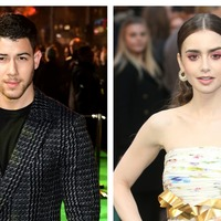 Nick Jonas and Lily Collins lend voices to Apple thriller series Calls
