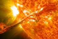 Scientists locate where potentially hazardous particles on the sun originate