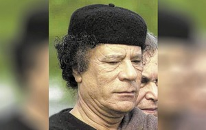 MPs to question author of UK government report into compensation for `Gaddafi-sponsored IRA terrorism'