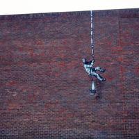 Artwork on former prison confirmed as Banksy