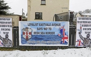 Loyalist letter on protocol an attempt to appease hard-liners who threatened to target politicians