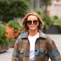 Amanda Holden criticises 1% pay rise proposal for NHS staff