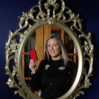 Down's Grainne Sands aiming to encourage more female referees