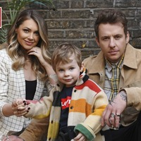 Lockdown anxiety hit wife of McFly star Danny Jones 'like a ton of bricks'