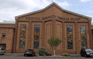 Whitewell Metropolitan Tabernacle church re-opens