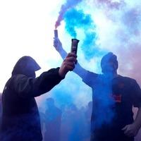 Police probe large Rangers gatherings on Shankill Road