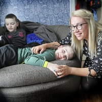It's really important that carers take care of themselves says Tyrone mum Charlene McAleer