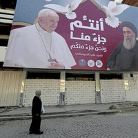 Tom Collins: Stubborn pope is on a journey for peace
