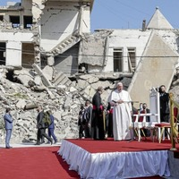 William Scholes: Hope builds from the dust and rubble of Iraq