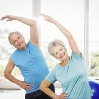 Stretching can reduce blood pressure more than walking
