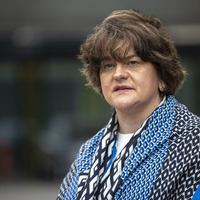 Arlene Foster brands EU reaction to protocol grace period extensions 'hysterical'