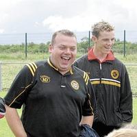 Tyrone players fondly remember former trainer Fergal McCann