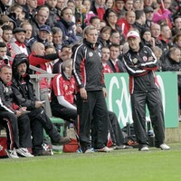 'We've all lost a coach, but we've also lost a friend' - remembering Tyrone trainer Fergal McCann