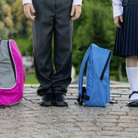 Marie Louise McConville: No celebrating here - just sad and lonely now that the kids are back in school