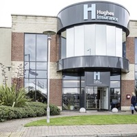 Hughes Insurance is first to opt for permanent home-working