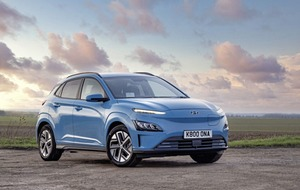 Hyundai Kona Electric offers longest range of any plug-in grant eligible EV