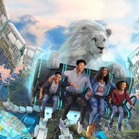 Legoland unveils new rides featuring mythical creatures