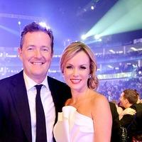 Amanda Holden labels Piers Morgan 'good and loyal friend' amid Meghan row