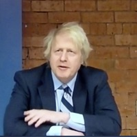 Boris Johnson says he hasn't seen the letter from loyalists withdrawing support for the Good Friday Agreement