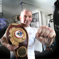 Running in the right direction - former boxer Eamon Loughran fighting fit 25 years on