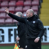 Danske Bank Premiership: Cliftonville keep in touch with win over Glenavon