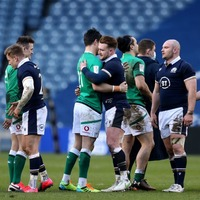 Johnny Sexton snatches victory for Ireland at Murrayfield