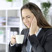 Why hot drinks can cause painful sensations in some people's teeth