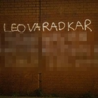 Belfast graffiti containing names and addresses of Leo Varadkar and Simon Coveney 'unjustified'