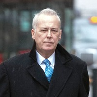 Man, 50, arrested over body-in-the-pool death at Michael Barrymore's home