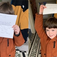 David Attenborough writes 'beautiful' reply to reassure concerned four-year-old
