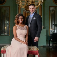 Heritage campaign sees Strictly star perform in historic ballrooms