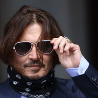 What allegations against Johnny Depp were proved?