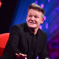 Gordon Ramsay left with egg on his face after falling for daughter's prank