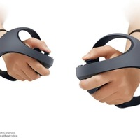 PlayStation gives first look at new VR controllers