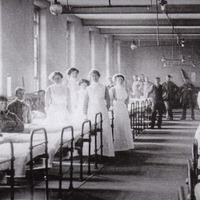 Video: Documentary charts Belfast City Hospital evolution from 19th century workhouse 'fever hospital' to 2020 Nightingale unit