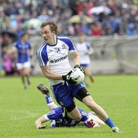 Monaghan ace McCarron hoping to see Championship action despite injury setback