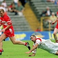 """""""I don't know if hatred's the word, but it was brilliant"""" - McBride and Lawn recall Derry's 2001 rise at Tyrone's expense"""
