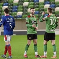 Danske Bank Premiership: Can Coleraine keep pace with Linfield at the top?