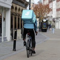 Deliveroo aims for £8.8 billion valuation in share listing