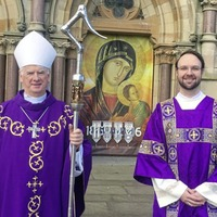 Ordination to the Order of Deacon at Clonard Monastery