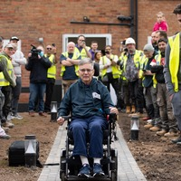 Big-hearted builders ensure paralysed father-of-four can return home