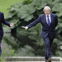 British Prime Minister and Taoiseach make joint call for calm in Northern Ireland