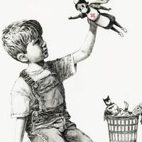 Banksy's Game Changer raises more than £16 million