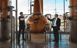 Irish family-run distillery wins best new whiskey in the world award
