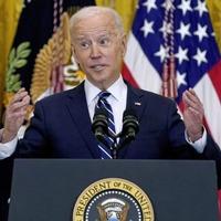 US President Joe Biden tells how Irish ancestors left Ireland 'because of what the Brits had been doing'